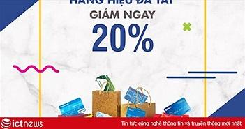 Giảm 20% giá trị đơn hàng tại Robins.vn khi thanh toán bằng thẻ NAPAS