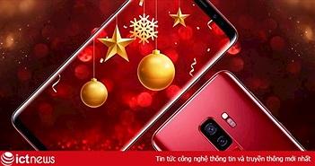 Samsung tung màu vang đỏ cho Galaxy S9+ tại Việt Nam, giá 19,99 triệu đồng