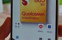 Đã có điểm chuẩn cho Snapdragon 865, có đủ tuổi đối đầu Apple A13 Bionic?