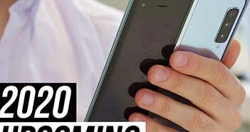 """Top điện thoại cao cấp sẽ gây """"sóng gió"""" vào năm 2020 (Phần 1)"""