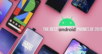 """Top smartphone Android """"đáng tiền"""" nhất năm nay"""