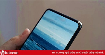 Cận cảnh flagship tương lai của OPPO với camera ẩn bên trong màn hình