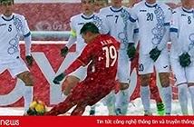 Chậm 2 ngày, CĐV Việt Nam vẫn giúp Quang Hải vô đối trên trang chủ AFC
