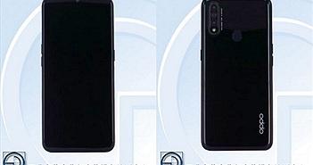 Smartphone OPPO màn hình 6.5 inch, ba camera sau xuất hiện