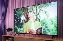 Cận cảnh TV Vsmart mẫu cao cấp nhất KE8500: thiết kế hiện đại, màn 55 inch, giá 17 triệu
