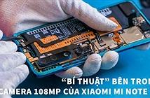 """Ngạc nhiên với """"bí thuật"""" bên trong chiếc camera 108 Megapixels của Xiaomi Mi Note 10"""