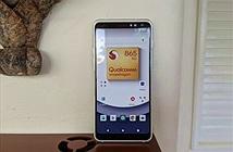 """Snapdragon 865 có điểm hiệu năng """"vô đối"""" trên AnTuTu, trên cả A13 Bionic"""