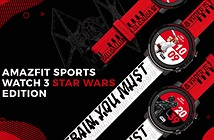 Xiaomi ra mắt Amazfit Sports Watch 3 Star Wars vào ngày 19/12