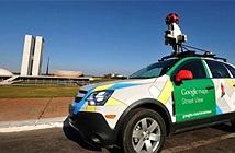 Google Street View và Earth đã phủ sóng tới 98% diện tích có người sinh sống trên trái đất
