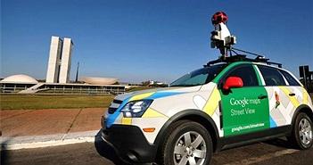 """Google Street View và Earth đã """"phủ sóng"""" tới 98% diện tích có người sinh sống trên trái đất"""