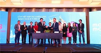 Saigon Co.op và Ví điện tử MoMo đẩy mạnh số hoá kênh mua sắm hiện đại