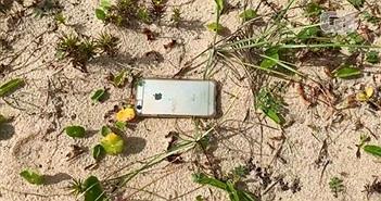 Rơi từ máy bay, iPhone 6s của Apple vẫn sống sót