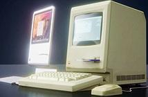 Độc đáo chiếc Macintosh đầu tiên được làm mới