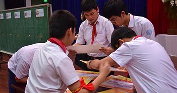 """Học sinh Đà Nẵng chinh phục """"Đỉnh núi trí tuệ"""" khu vực miền Trung"""