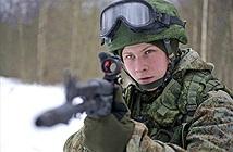 Quân đội Nga nhận các bộ đồ Ratnik đầu tiên