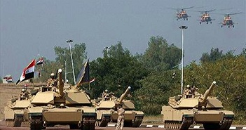 Xe tăng Mỹ tơi tả, Iraq mua trực thăng Nga yểm trợ