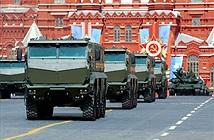 Xe thiết giáp Typhoon-K Nga nhái thiết kế Nam Phi?