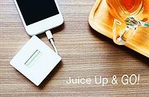 PowerLite - đèn flash rời kiêm pin sạc dự phòng cho iPhone