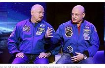 Nghiên cứu cặp song sinh trên trạm vũ trụ và Trái đất