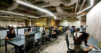 Mô hình kinh doanh văn phòng mới cho các Startup