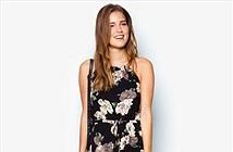Những mẫu đầm gây sốt các shop quần áo nữ