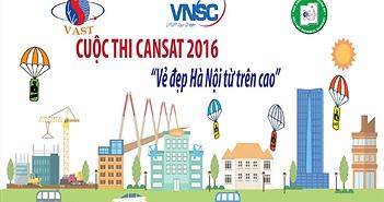 Sinh viên thi chế tạo vệ tinh tại Ngày hội Cansat 2016
