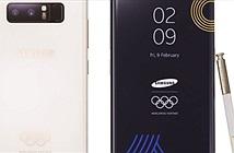 Samsung tung 4000 chiếc Galaxy Note 8 phiên bản Olympic 2018