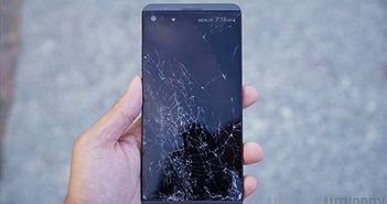 Hàn Quốc phát triển vật liệu giúp điện thoại tự lành sau 30 phút