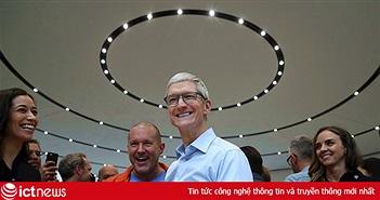 Động lực nào khiến Apple mang 245 tỷ USD từ nước ngoài về Mỹ?