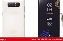 Samsung tung phiên bản Note 8 đặc biệt, tặng tất cả VĐV tham gia Olympic