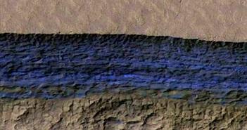 Nhà khoa học tìm thấy gì thú vị trên sườn dốc sao Hỏa?