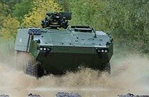Romania chơi sang bỏ 1 tỷ USD mua 227 xe thiết giáp Piranha