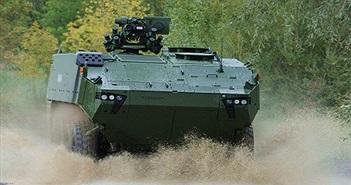 """Romania """"chơi sang"""" bỏ 1 tỷ USD mua 227 xe thiết giáp Piranha"""