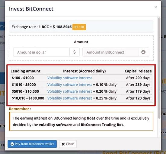 Mất hàng trăm triệu đồng sau một đêm vì Bitconnect