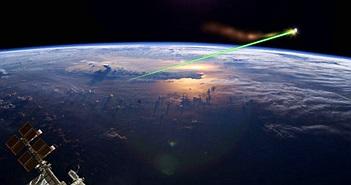 Trung Quốc tiêu hủy rác vũ trụ bằng laser?