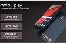 Đổi mới thiết kế, Moto Z3 và Z3 Play sẽ có màn hình cong như S8