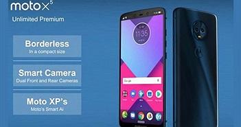 Moto X5 lộ diện: 4 camera và màn hình giống iPhone X