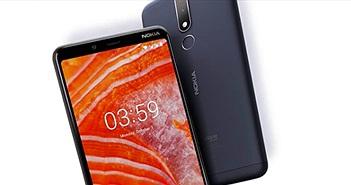 Nokia 3.1 Plus chính thức lên kệ, giá 3,9 triệu đồng