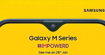Thị trường smartphone phổ thông sẽ dậy sóng nhờ Galaxy M10