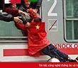 Facebook ngập tràn hình ảnh chúc mừng tuyển Việt Nam đi tiếp tại Asian Cup 2019