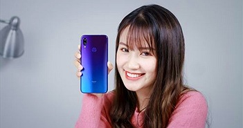 Trên tay Redmi Note 7: ngoại hình giống Mi 8 Lite, camera 48MP, giá 5,9 triệu