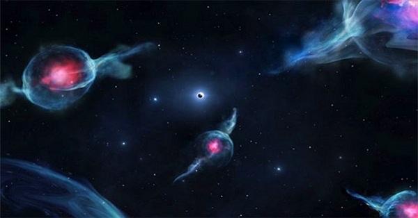 6 vật thể bí ẩn bao quanh siêu hố đen