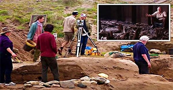 Sốc vì phát hiện lối vào thế giới 3.500 năm