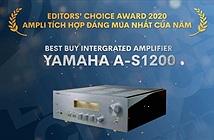 Editors Choice Awards 2020 - Yamaha A-S1200- Ampli tích hợp đáng mua nhất của năm