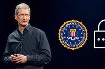 """Apple từ chối lệnh unlock iPhone của tòa án và FBI, Tim Cook gửi """"tâm thư"""""""