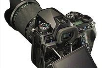 Cận cảnh máy ảnh Pentax K-1 vừa ra mắt