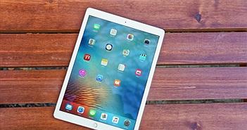 """iPad """"ế ẩm"""" trong quý đầu năm 2016"""