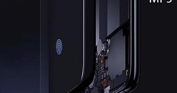 Xiaomi Mi 9 chắc chắn tích hợp bảo mật vân tay dưới màn hình