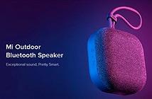 Xiaomi ra mắt loa Mi Outdoor: phát nhạc ngoài trời, pin 20 giờ, giá 19 USD