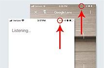 Các chấm màu xanh lá cây và màu cam trên iPhone là gì?